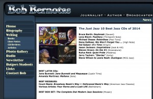 Top 10 Jazz CD's Feathery